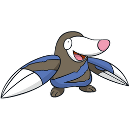 Drilbur type, strengths, weaknesses, evolutions, moves, and stats -  PokéStop.io