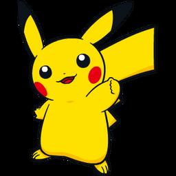 Masca pikachu - Slabire pikachu